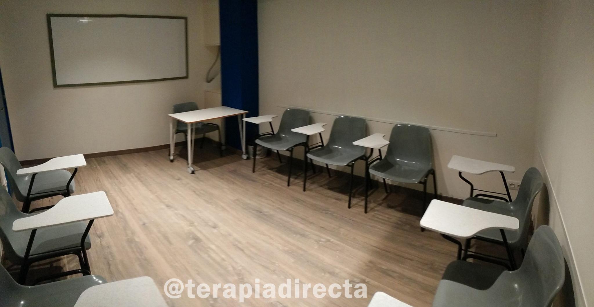 TerapiaDirecta | Alquiler de salas
